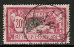 FRANCE  Scott # 132 VF USED - France