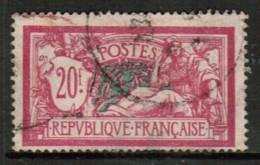FRANCE  Scott # 132 F-VF USED - France