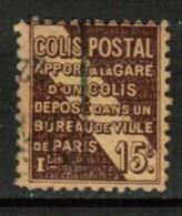 FRANCE  Scott # Q 53 F-VF USED - Parcel Post