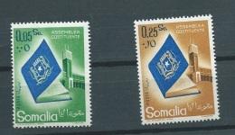 Somalie -  Yvert  Série  266 / 267 **     Ava 4403 - Somalia (1960-...)