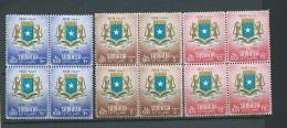 Somalie -  Yvert  Série  249 / 251 **   Bloc De 4    Ava 4501 - Somalia (1960-...)