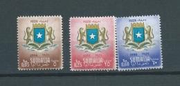 Somalie -  Yvert  Série  249 / 251 **      Ava 4503 - Somalia (1960-...)