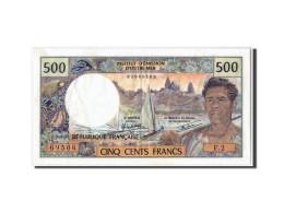 Tahiti, 500 Francs, 1977, KM:25b2, NEUF - Papeete (French Polynesia 1914-1985)