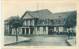 Cpa   -  Sarrebourg  -  La Gare                         W231 - Sarrebourg