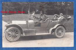 CPA Photo - TORINO / TURIN - Superbe Automobile à Identifier - Voir Modèle , Lampe , Roue , Chauffeur - G. Mosso - Postkaarten