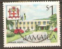 Jamaica 1972 SG 357  $1 Jamaica House Fine Used - Jamaica (1962-...)