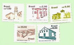 1760 ~  1986-87  BRESIL ~~ Lot  De  Timbres**  Neufs - Brésil