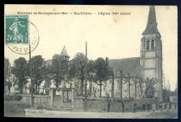 Cpa Du 62  Neufchâtel -- L' église (XVI Siècle )  ...  Environs De Boulogne  Sur Mer  JIP24ter - Boulogne Sur Mer