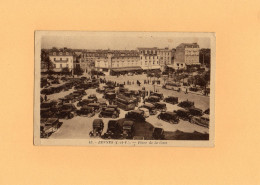 C1410 - RENNES - 35 - Place De La Gare - Rennes