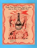 PROTEGE CAHIER : Liqueur De La Vieille Cure - Protège-cahiers