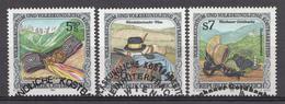AUTRICHE 1995  Mi.nr.: 2149-2151 Volksbrauchtum  Oblitéré-Used-Gestempeld - 1945-.... 2ème République
