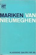 KLASSIEKE GALERIJ Nr; 66 / MARIKEN VAN NIEUMEGHEN - Dr. C. KRUYSKAMP - RETORICALE TEKSTEN - Poetry