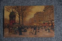 PARIS - Collection LEFEVRE UTILE , Boulevard Bonne Nouvelle - District 02