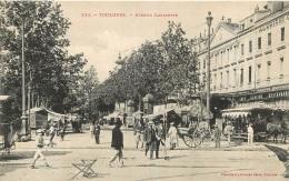 TOULOUSE AVENUE LAFAYETTE  EDITION LABOUCHE - Toulouse