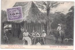 Recuerdos De NICARAGUA - Rancho En El Guasimo - Nicaragua