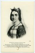 JEANNE DE FRANCE OU DE VALOIS - Royal Families