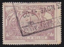 Belgie    .     OBP   .   SP    26     .         O       .           Gebruikt   .    /     .     Oblitéré - Spoorwegen