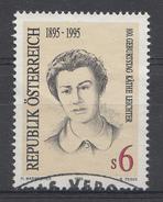 AUTRICHE 1995  Mi.nr.: 2164  100.Geburtstag Von Käthe Leichter  Oblitéré-Used-Gestempeld - 1945-.... 2ème République