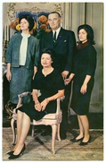 AMERICA'S FIRST FAMILY : PRESIDENT LYNDON B. AND MRS JOHNSON... - People