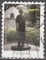 Belgique 2010 COB 4075 O Cote (2016) 1.70 Euro Folon Pluie Cachet Rond - Gebraucht