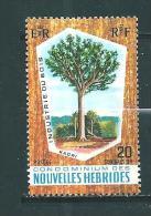 Colonies Francaise  Nouvelles Hébrides De 1969  N°280  Neuf ** Sans Charnière - French Legend