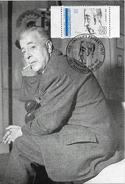92  NEUILLY SUR SEINE  Jacques Prévert 1900/1977 Poète Et Scénariste - Escritores