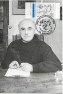 34  MONTPELLIER  Francis Ponge 1899/1988 Poète  23/02/91 - Escritores