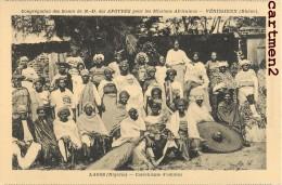 NIGERIA MISSIONS AFRICAINES DE VENISSIEUX LAGOS CATECHISME D'ADULTES ETHNOLOGIE ETHNIC AFRICA - Nigeria
