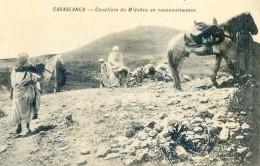 Mitaria -  Casablanca - Cavaliers De M'dakra En Reconnaissance - Casablanca