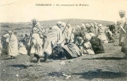Mitaria -  Casablanca - Un Campement De M'dakra - Casablanca
