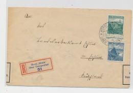 Tschechen Alter R.-Brief   Zensur ( G2601 ) Siehe Foto