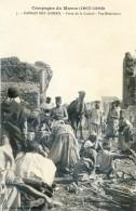 Militaria - Campagne Du Maroc 1907- 1909- Casbah Ben Ahmet - Porte De La Casbah - Vue Extérieure - Casablanca