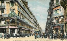 TOULOUSE RUE ALSACE LORRAINE PRES DU SQUARE DU CAPITOLE - Toulouse