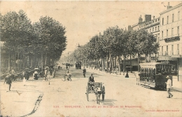TOULOUSE ENTREE DU BOULEVARD DE STRASBOURG - Toulouse