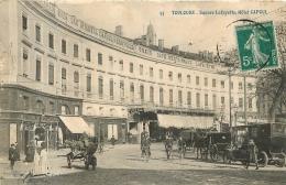 TOULOUSE SQUARE LAFAYETTE HOTEL CAPOUL - Toulouse