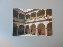 ESPAGNE EXTREMADURA TRUJILLO CACERES PATIO DEL PALACIO ORELLANA PIZARRO - Espagne