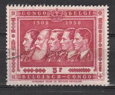 Congo Belge 346  Obl. - Congo Belge