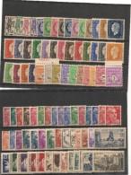 FRANCE  1945 N° Y&T : 669/747** Côte : 83,00 € - 1940-1949