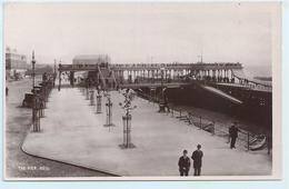 Hull. The Pier - Hull