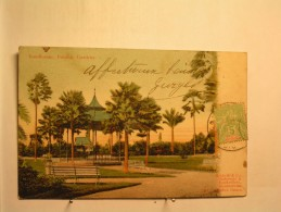 Georgetown - Bandhouse - Botanic Gardens - Caïman (Iles)