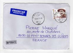 Enveloppe Oblitération CRAIOVA 1 19/08/2016 - Marcophilie - EMA (Empreintes Machines)