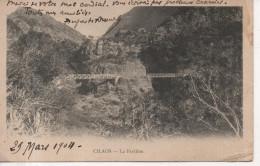 CPA - CILAOS - LE PAVILLON - PRECURSEUR - Adressée à M. J. PASQUIER Secretariat Particulier Du Président Chambre Deputés - La Réunion