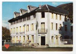 39590-ZE-64-HOTEL DARDENNE-BAGNERES DE LUCHON-----carte Publicitaire - Hotel Labels