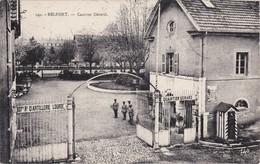 BELFORT - Caserne Gérard - Régiment D'Artillerie Lourde - Animé - Belfort - Ville