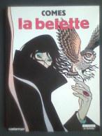 La Belette.Comès - Livres, BD, Revues