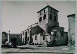 CPSM 43 Retournac . L'Eglise La Croix De La Mission Voyez Les Dentellières Au Carreau - Altri Comuni