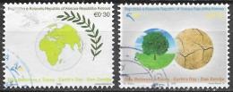 Kosovo - Journée De La Terre  - Oblitérés - Lot 14 - Kosovo