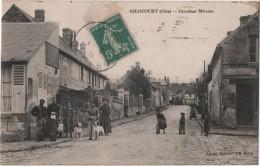 CPA 60 - GILOCOURT -- Carrefour Méresse - Sin Clasificación