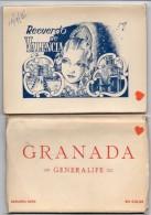 39849-ZE-ESPAGNE-Lot De 8 Carnets Album---Valencia- Monastério De El Escorial-Grenada-Ségovia- Sévilla-Vallée De Los C - Espagne