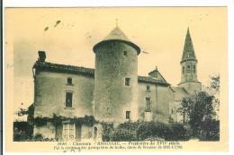BIOUSSAC - Presbytère - Unclassified